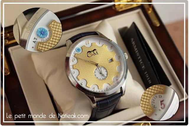 c&m montre