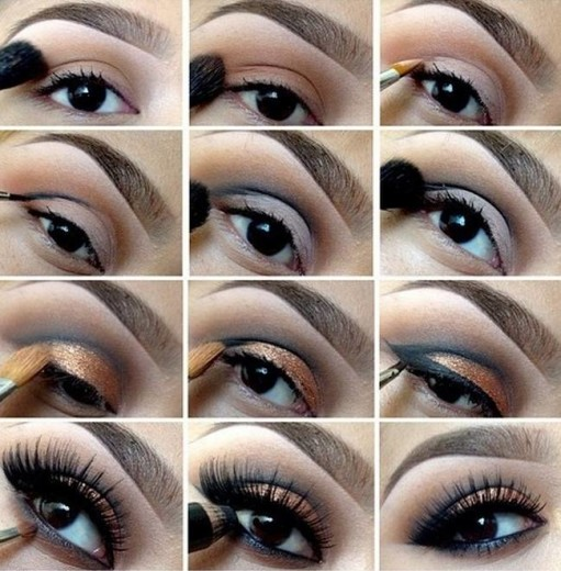 World Of Fashion Latest Eye Makeup Styles