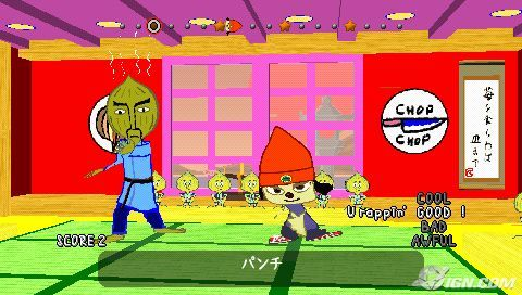 Parappa the rapper rom download
