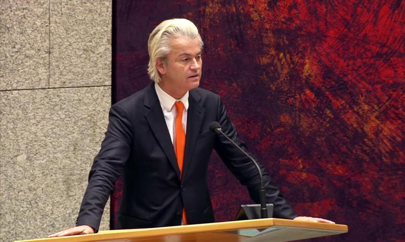 Gertas Vildersas: Europoje bręsta politinė revoliucija