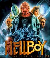 Hellboy Guillermo del Toro 2004 directors cut