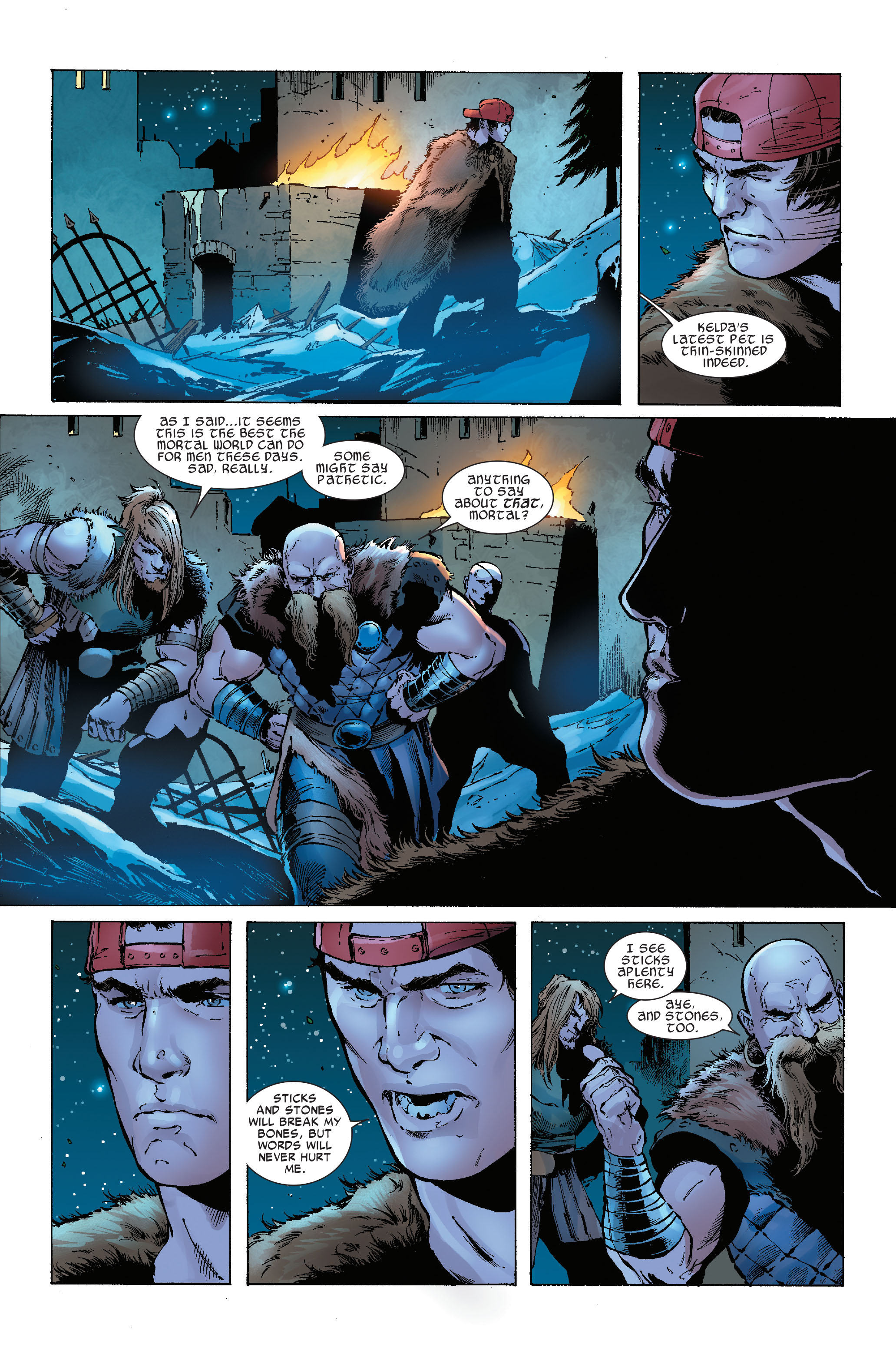 Thor (2007) Issue #602 #15 - English 21