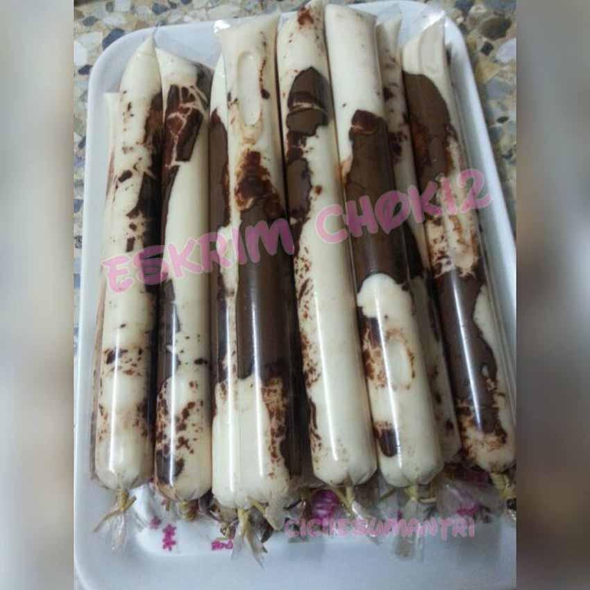Es ini juga fenomena loh dinegara tetangga Resep Es Krim Choki-Coki Fenomenal di Semua Group Masakan, Mulai dari Malayasia Sampai Indonesia