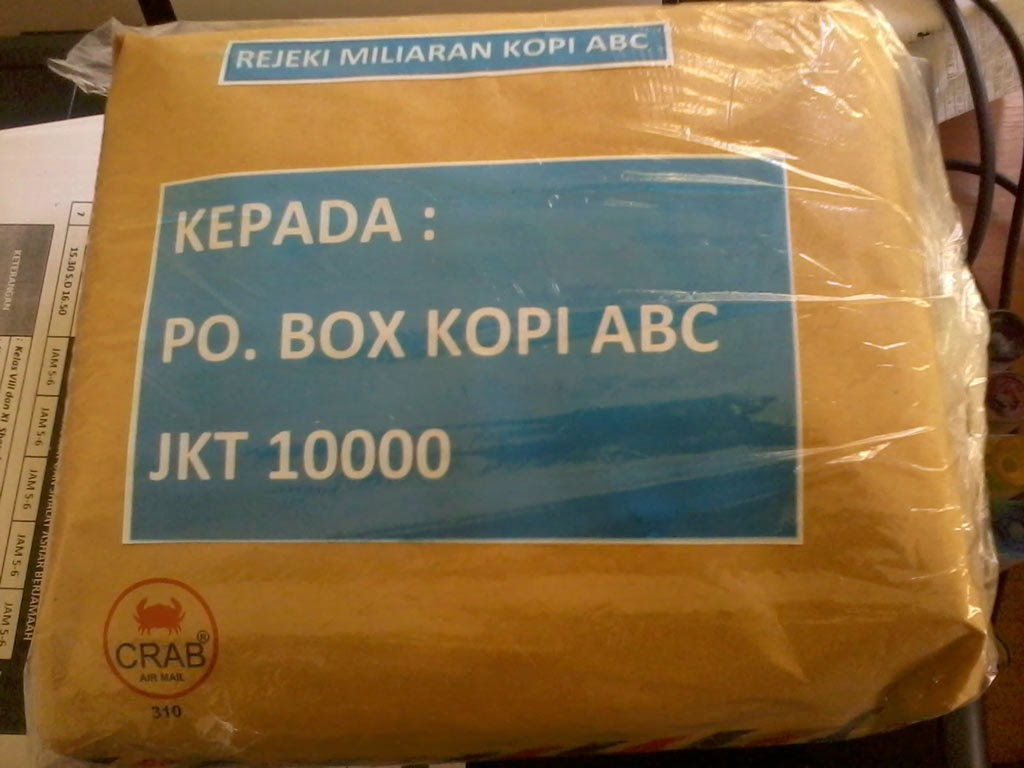 Paket Kopi ABC