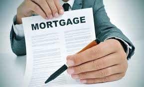 Conditions of mortgage