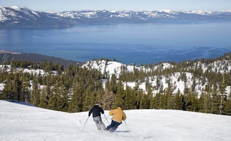 Adventure, Ski