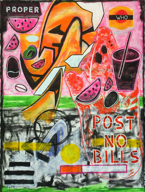 Oana-Singa-Post-No-Bills-2018-acrylic-on-canvas-48x36inches