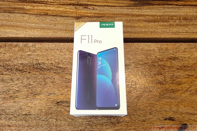 OPPO F11 Pro Unboxing Philippines