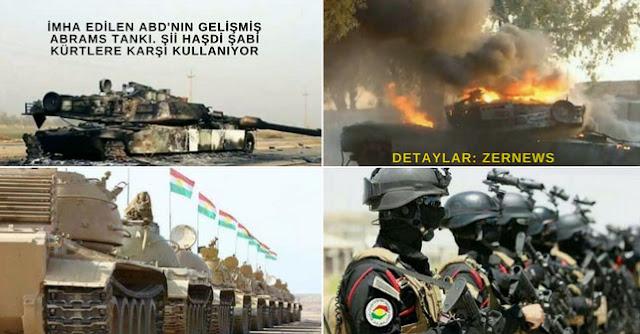Kürdistan Peşmerge Güçleri Kerkük İran Irak Pirde Haşdi Şabi