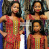 Photos: Olajumoke Is Taking Her First Flight Today! See The Model Rocking #XclusiveAfricaPrints