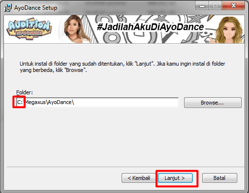 Cara Download dan Install Game Ayo Dance