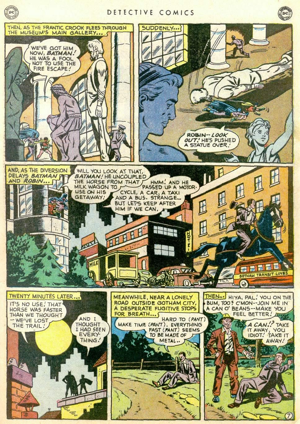 Read online Detective Comics (1937) comic -  Issue #163 - 8