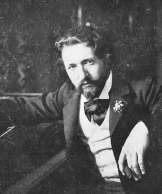 Ferruccio Busoni in 1900