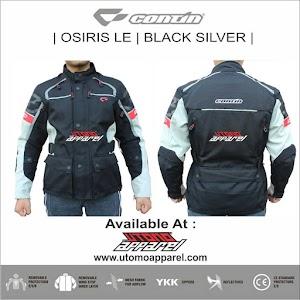 Contin Osiris LE Black Silver