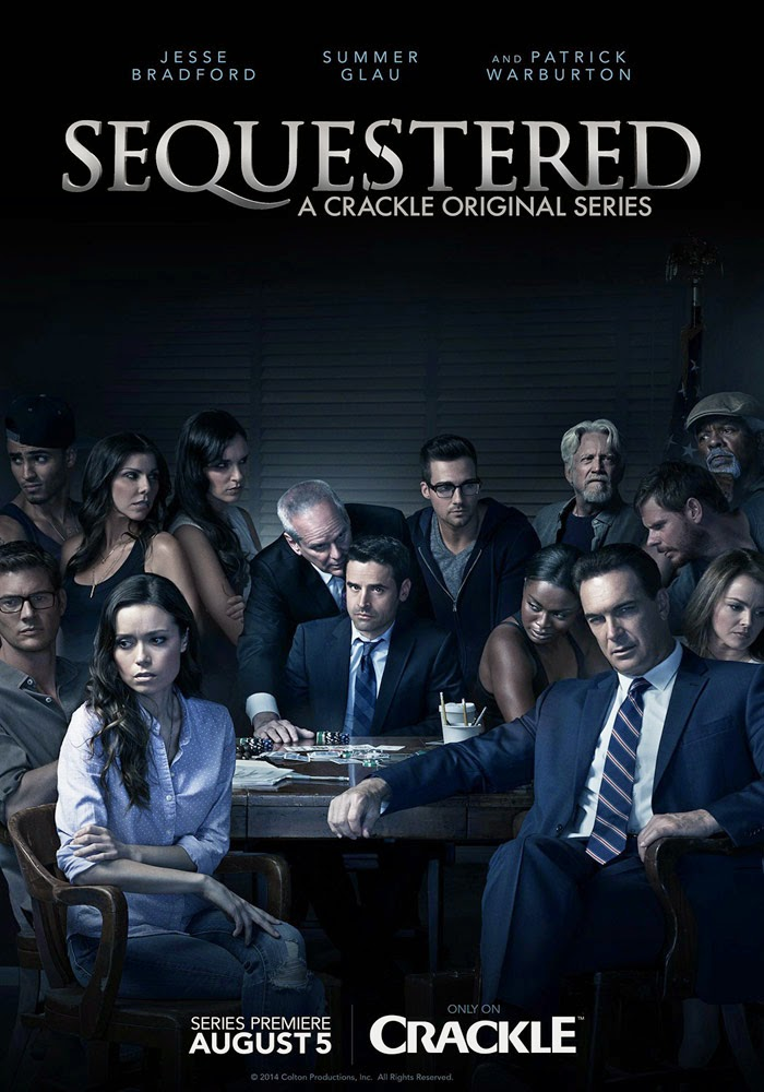 Sequestered – Todas as Temporadas Dublado / Legendado (2014)