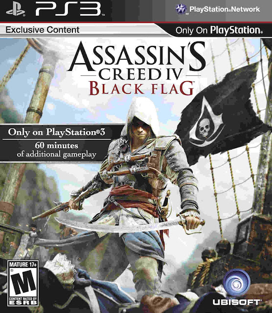 Cheat Kode Assassin's Creed IV : Black Flag [PS3]