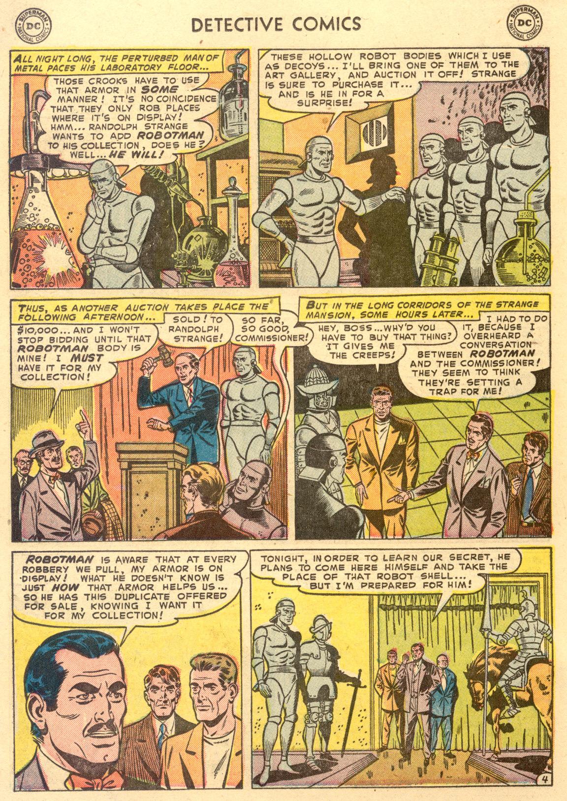 Read online Detective Comics (1937) comic -  Issue #194 - 28