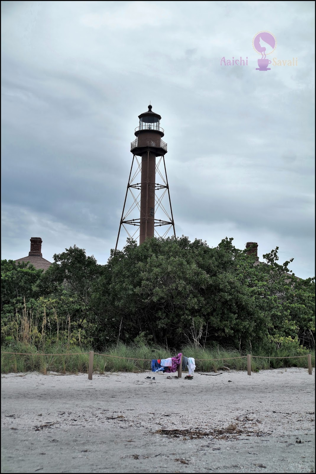 The Lighthouse Is Just One Of Many Things To Spend Time Doing Here. The Sanibel  Island Lighthouse Or Point Ybel Light Was One Of The First Lighthouses On  ...