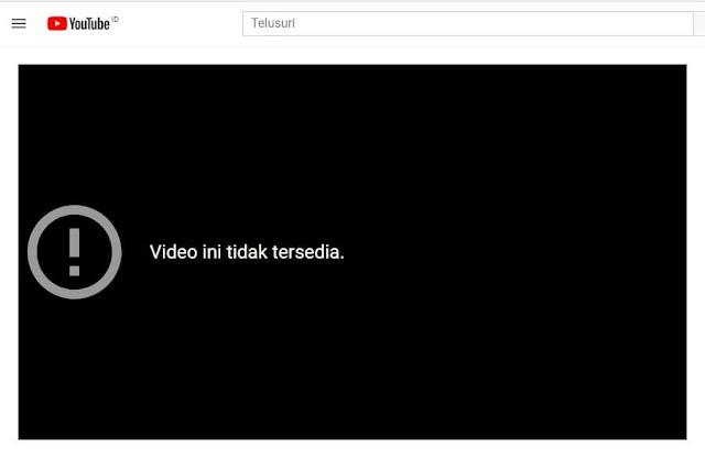 Iklan Game Online Hago yang telah Dihapus di Youtube