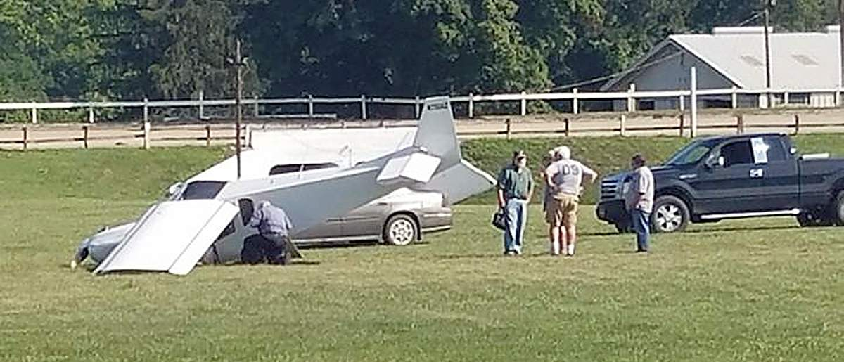 Kathryn's Report: STOL CH 750, N750AZ: Accident occurred July 24