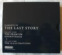 The Last Story - Caja banda sonora detrás