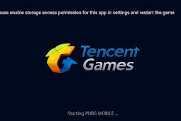 Cara Mengatasi Please Enable Storage Access Permission PUBG