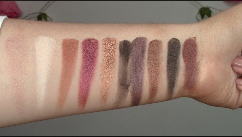 Cocoa Blend Eyeshadow Palette by zoeva #10