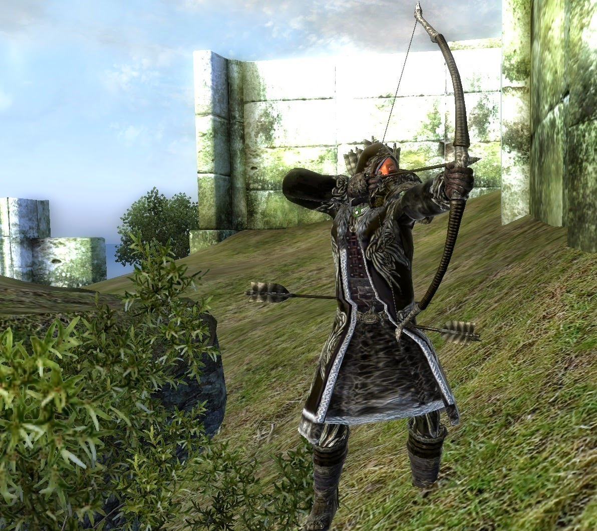 Oscuro's Oblivion Overhaul Guide: Shadows in a Struggle for Power