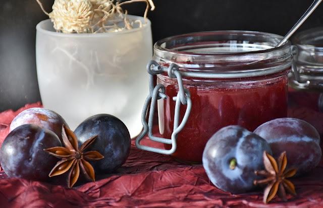 Recette confiture de prune