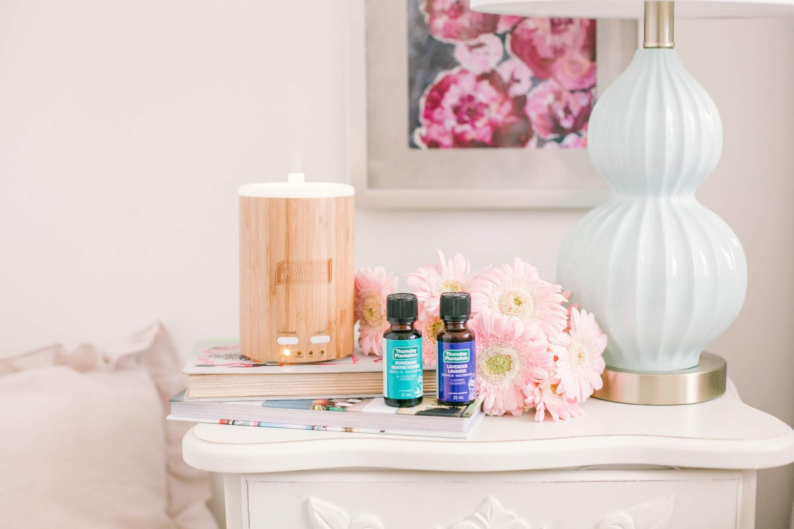 Bijuleni - Why You Need an Essential Oil Diffuser At Home - Thursday Plantation
