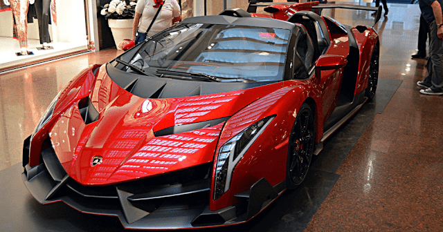 5 Most Expensive Lamborghini Cars in the World