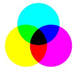 Crazybiocomputing Cmy K Color Image