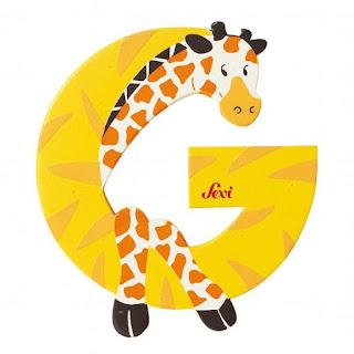 Animali con la lettera G