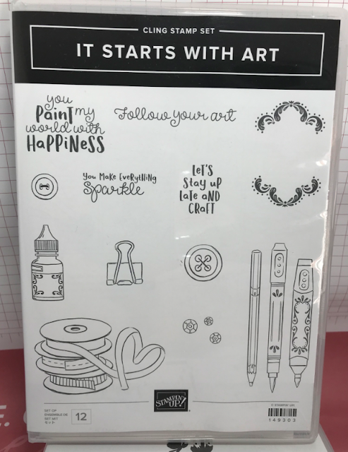 Nigezza Creates @ Stampin' Up! On Stage Telford 2019