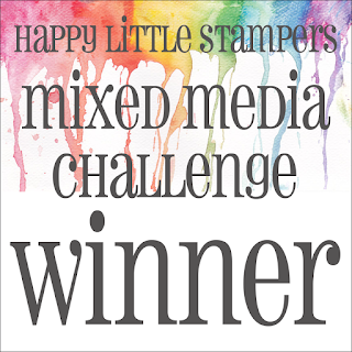 HLS August Mixed Media Challenge 2018
