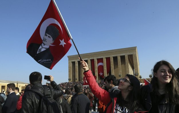 Νέες συλλήψεις πανεπιστημιακών και ακτιβιστών στην Τουρκία