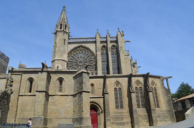 Carcassonne, a cidade medieval