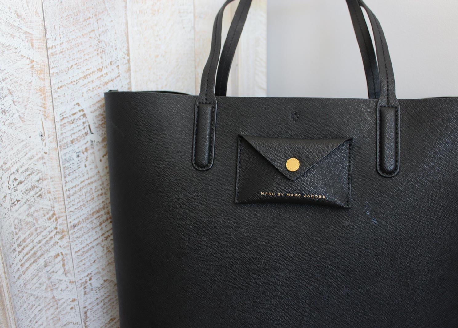 The New Bag | Marc Jacobs Metropolitote | Cate Renée