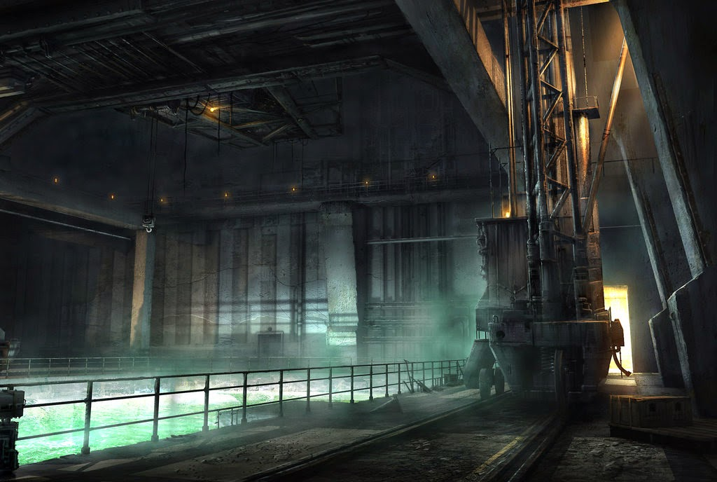 12-nuclear-plant-II-Raphael-Lacoste-Matte-Paintings-and-Concept-Worlds