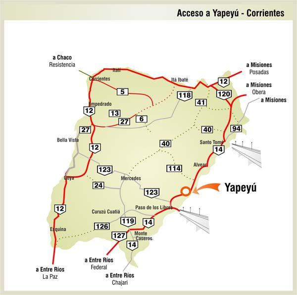 Yapeyu Corrientes
