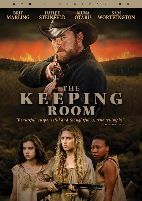 The Keeping Room (2015) ταινιες online seires xrysoi greek subs