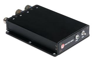 Приемник PROTEC™-SRX защищенной, бортовой, автоматизированной системы идентификации