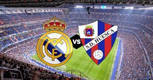 اون لاين مشاهده الدوري الاسباني مباراة ريال مدريد وهويسكا بث مباشر 9-12-2018 اليوم بدون تقطيع