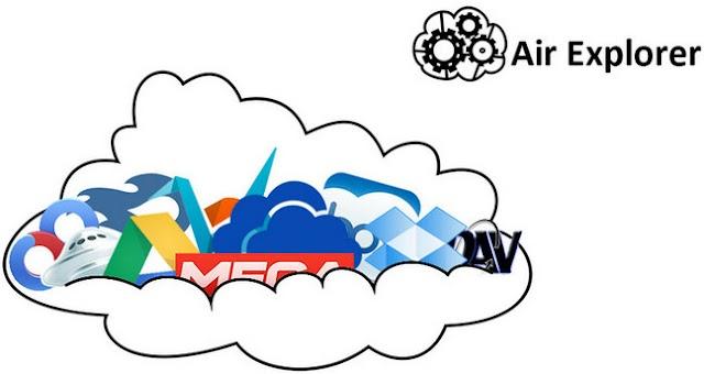 [Soft] Air Explorer Pro 2.5.1  – Quản lý lưu trữ đám mây tốt nhất