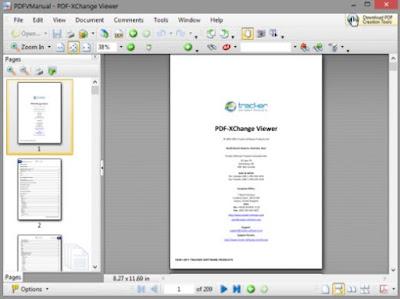 PDF-XChange Viewer PRO 2.5 Free License
