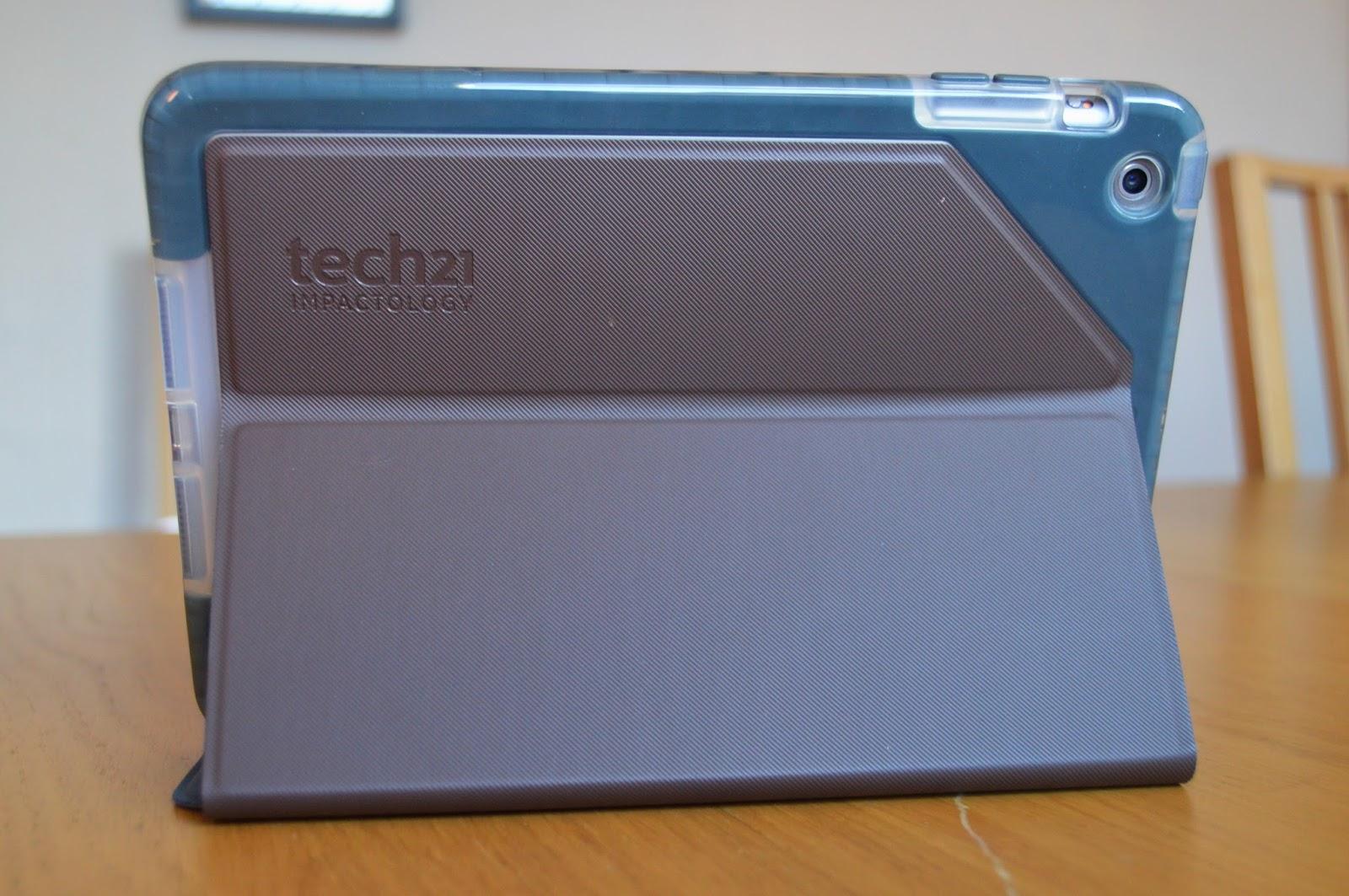release date e44ce 0ba2b Tech21 iPad mini case - Review - We're going on an adventure