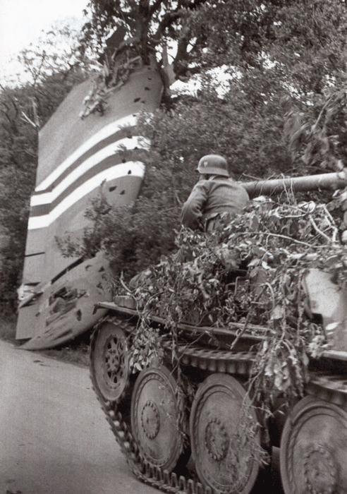 WW2 WWII German Germany Deutsche 116 Panzer Division Windhund Greyhound