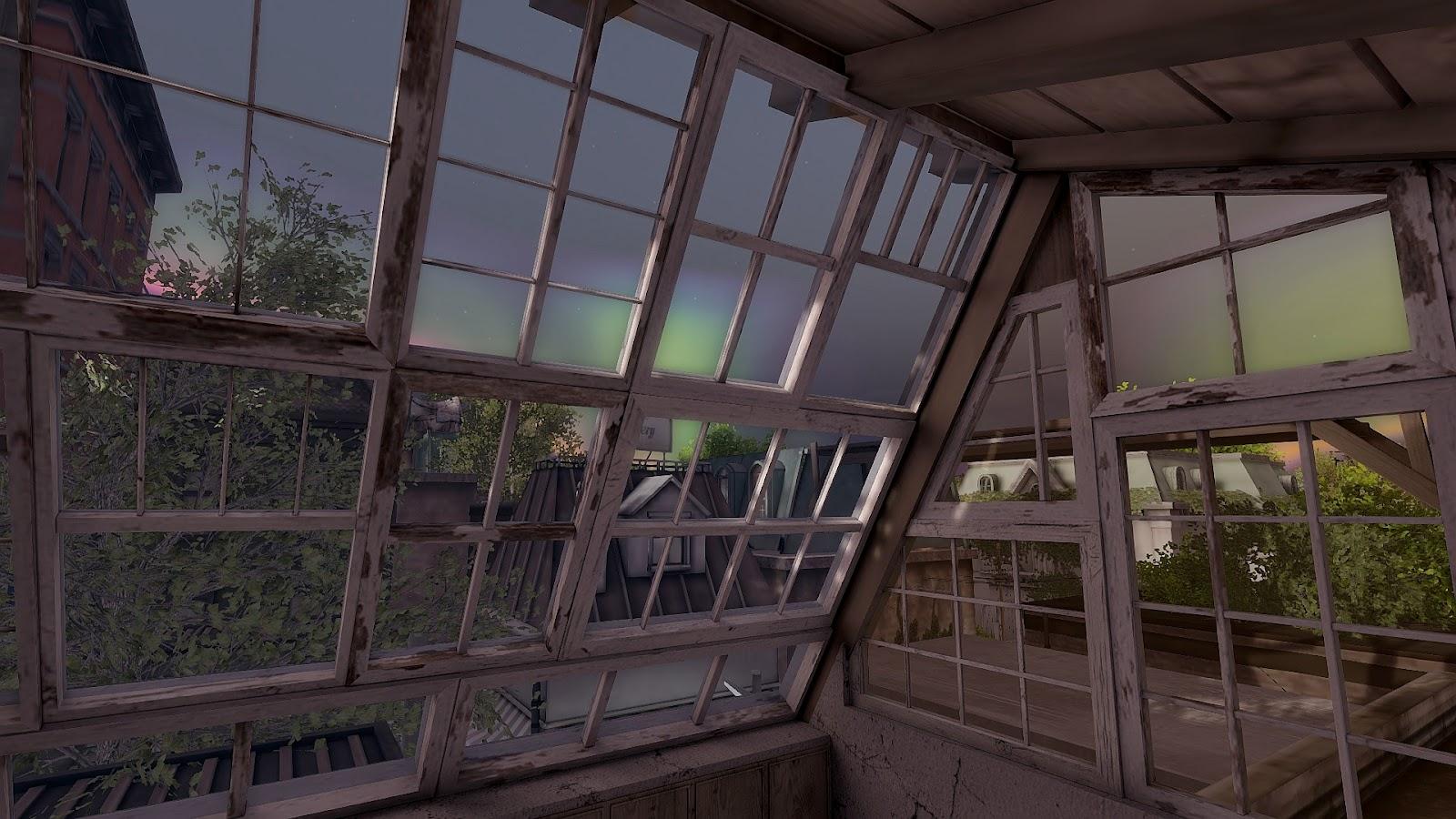 Echt Virtuell: Simtipp: The Fallen City