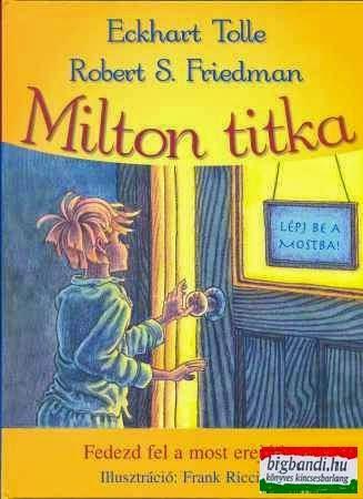 Eckhart Tolle: Milton titka (ebook)