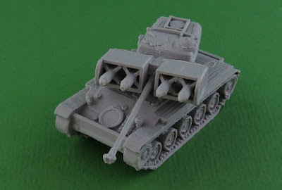 French AMX-13 Light Tank picture 3